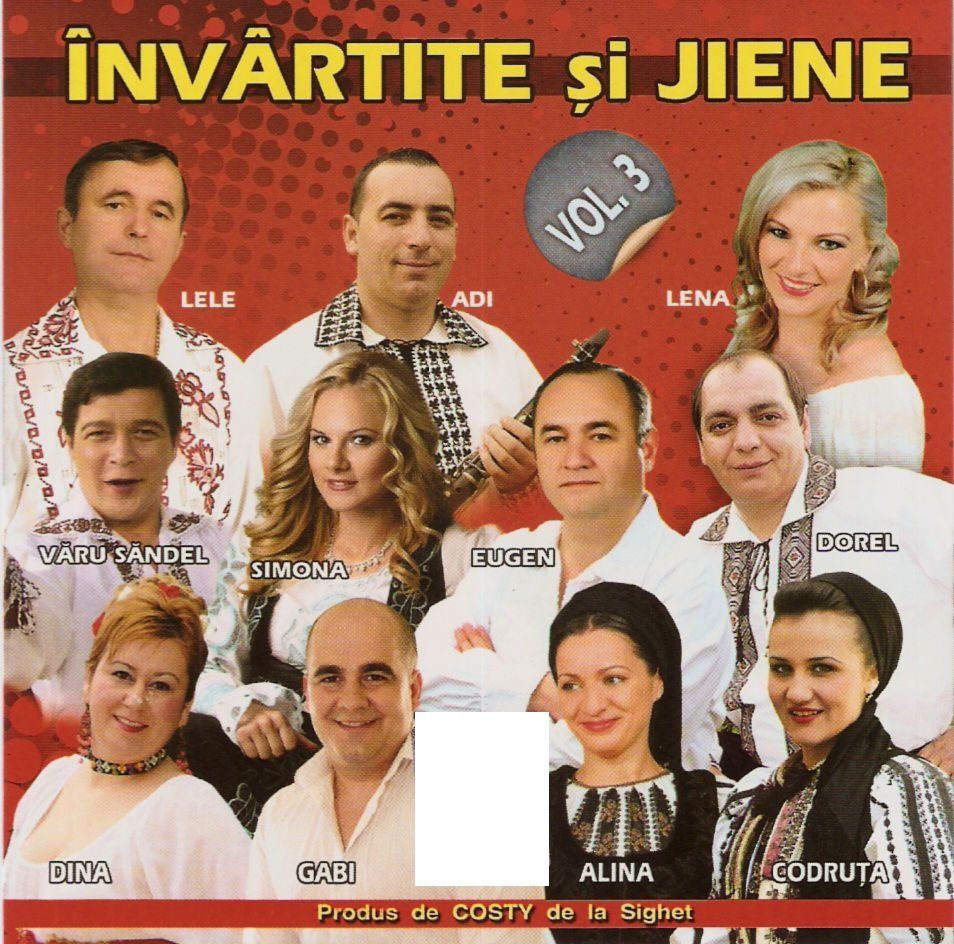Invartite si jiene vol. 3 CD Original 2011