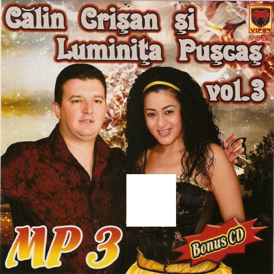 VA - MP 3 CALIN SI LUMINITA PUSCAS. VOL.3 2011 (CD ORIGINAL)