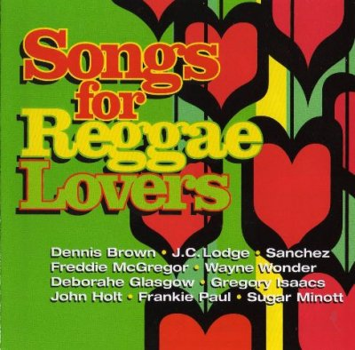 VA - Songs For Reggae Lovers (2 CD) 2008