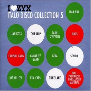 Album - Italo Disco Collection Vol 5