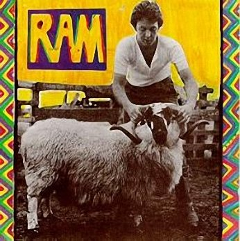 Paul McCartney - Ram ( 1971)
