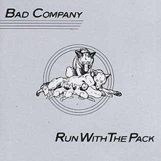 Bad Company - Run with the pack (1976)