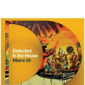 VA - Defected In The House MIAMI 08-(Advance)-3CD-2008