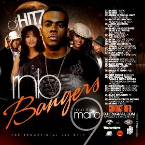 DJ Hitz - R&B Bangers Pt. 9 (Hosted By Mario)