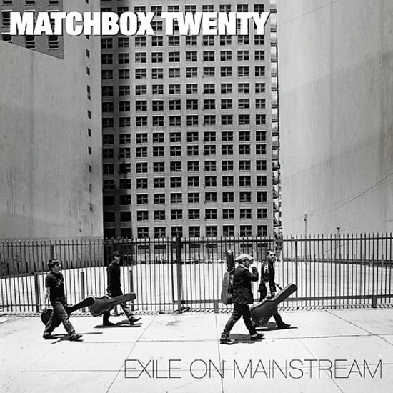 Matchbox Twenty - Exile On Mainstream (2007)