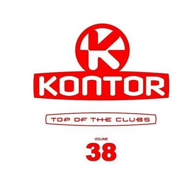 VA - Kontor - Top Of The Clubs Vol. 38 - 3CD (2008)
