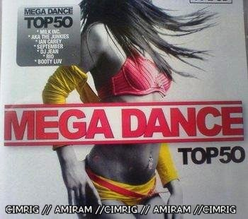 V.a. - Mega Dance Top 50