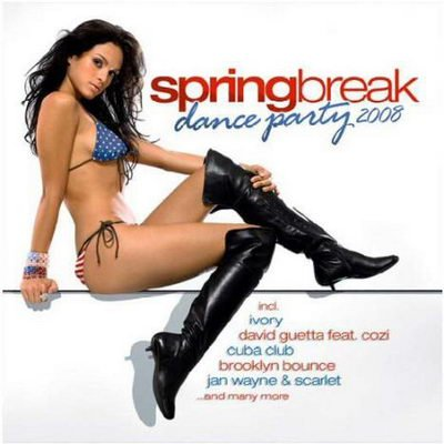 VA - Spring Break Dance Party 2008 - 2CD (2008)