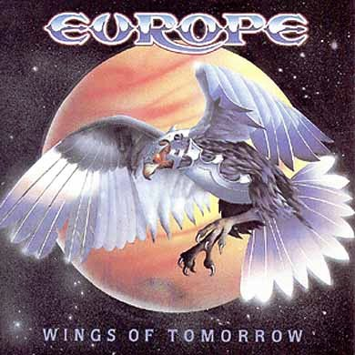 Europe - Wings of Tomorrow 1984