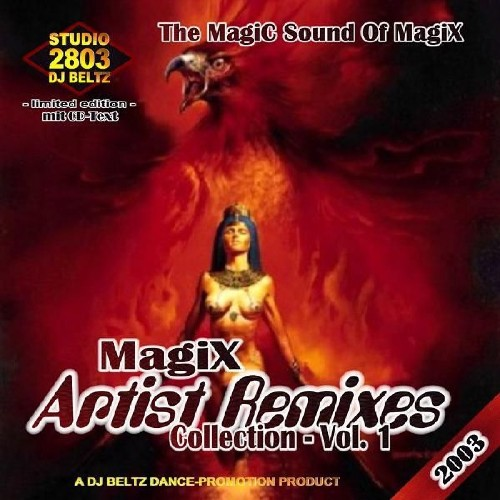 VA - Magix Artist Remixes Collection - Vol.01 (DJ Beltz)