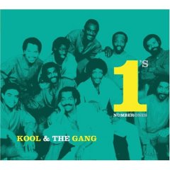 Cover Album of Kool & the Gang -  Number 1's