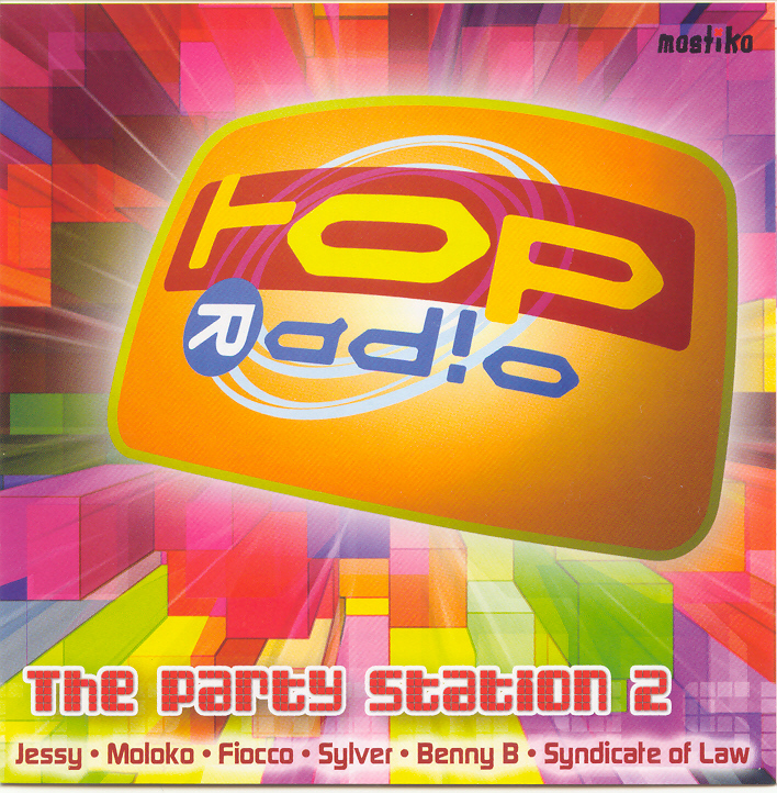 TopRadio - The Party Station  Vol . 1 2 3