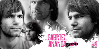 Gabriel Ananda - Live @ The End Rmx (Catania) #08 march