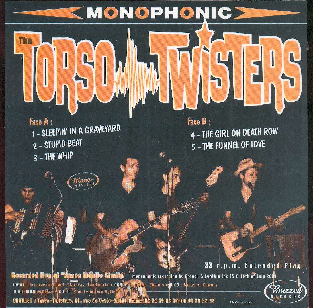 Torso Twister -Have A Band Will Travel