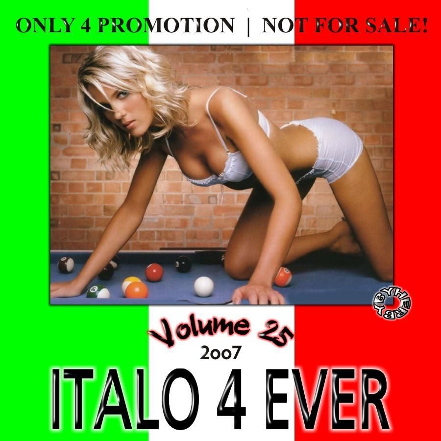 VA-Italo_4_Ever_-_Volume_25_(CD-2007)