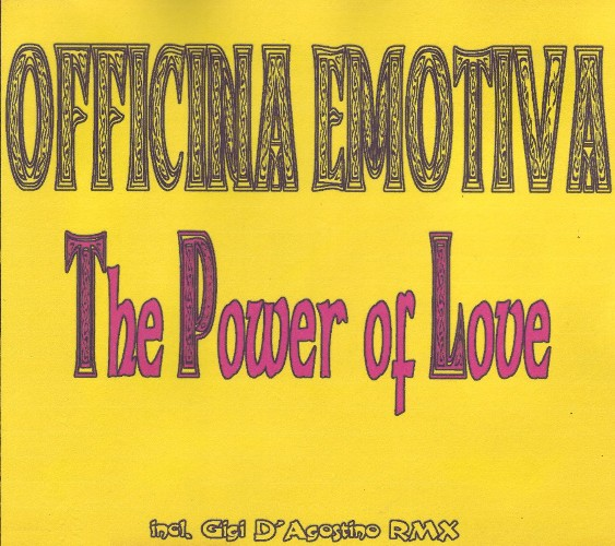 Officina Emotiva - The Power Of Love