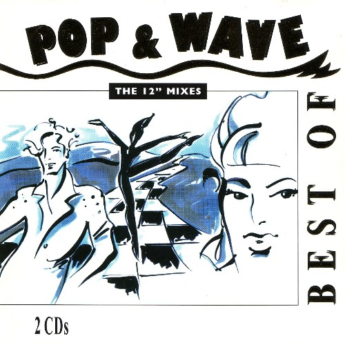 VA - Best Of Pop & Wave - The 12