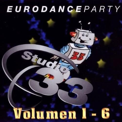 VA - Studio 33 - Eurodance Party 1-6