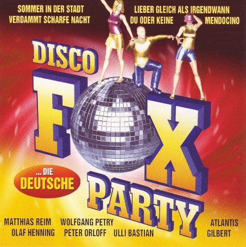VA - Disco Fox Party ... Die Deutsche
