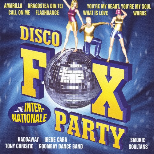 VA - Disco Fox Party ... Die Internationale