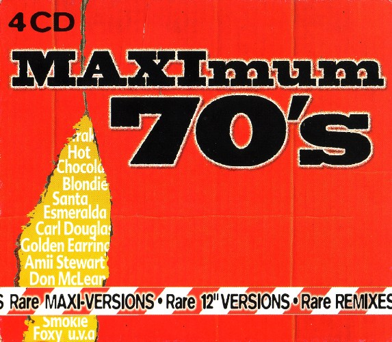 VA - Maximum 70's - Vol.1