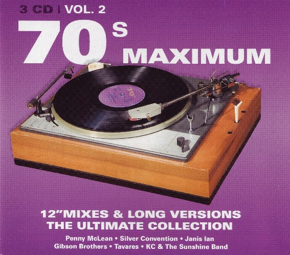 VA - Maximum 70's - Vol.2
