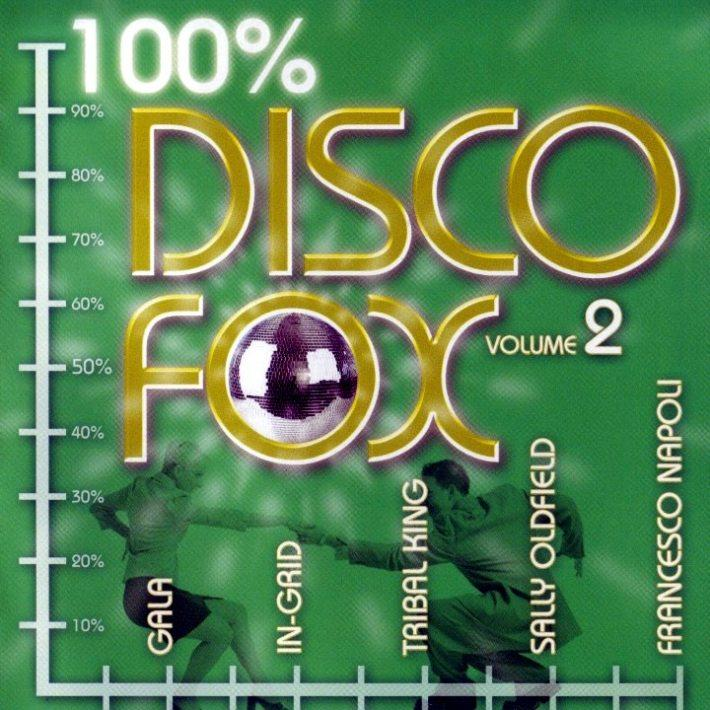 VA - 100% Disco Fox - Vol.2