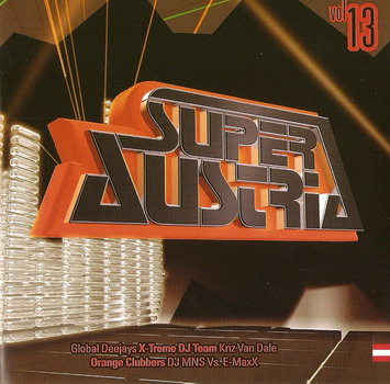 Super Austria vol 13 -CD-2008