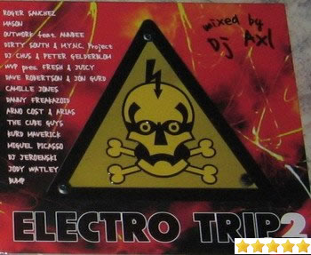 Electro Trip 2 - Mixed by DJ Axl