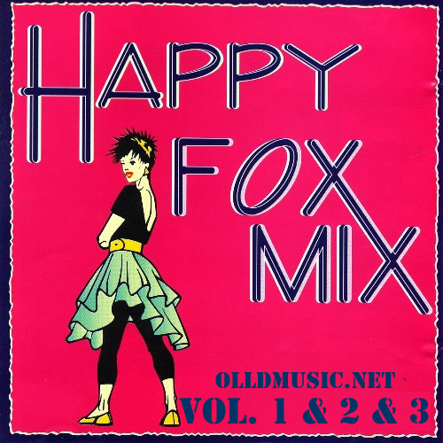 VA - Happy Fox - Mix 1 2 & 3
