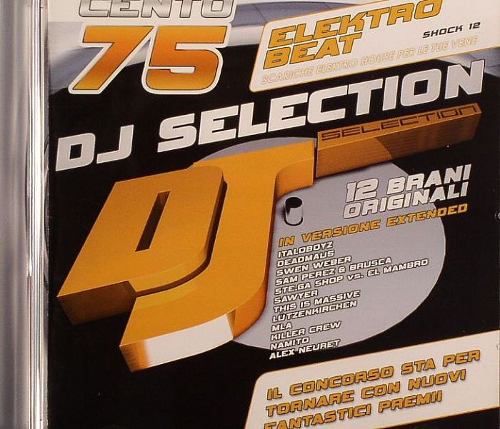 DJ Selection Vol. 175 [Elektro Beat Shock 12]2008