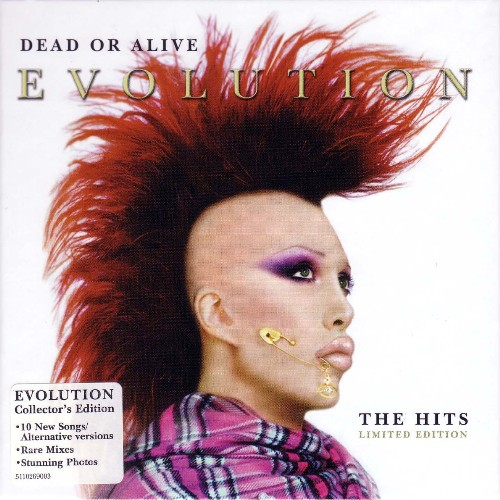 Dead Or Alive - Evolution - The Hits - SE