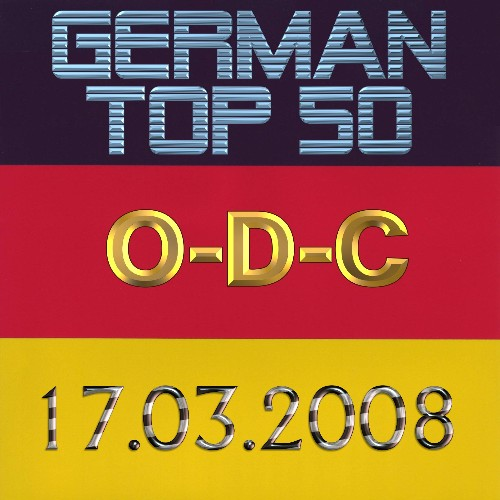 VA - German TOP50 ODC vom 17.03.2008