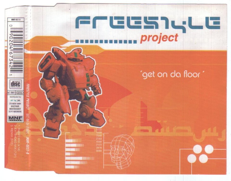 Freestyle Project - Get On Da Floor