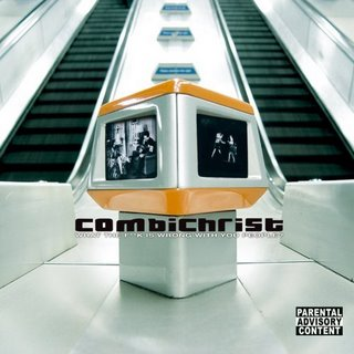 Combichrist - What The Fuck Is Wrong With You People?