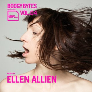 Boogybytes Vol.4 (Mixed By Ellen Allien)