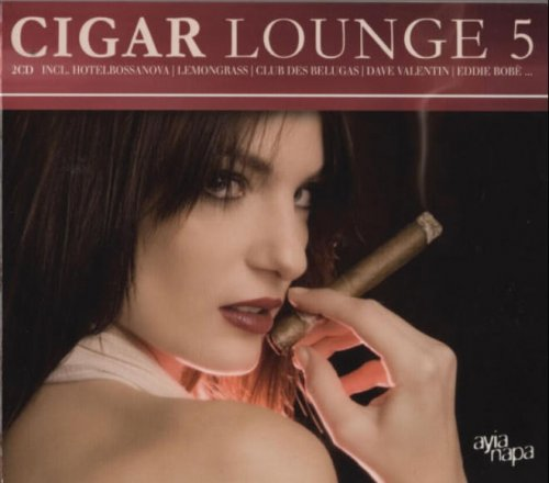 VA-Cigar Lounge 5-(AYA82047-2)-2CD-2008-OBC