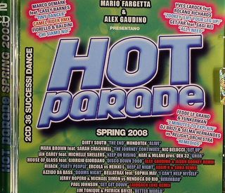 House: Hot Parade Spring 2008 - Mixed by Mario Fargetta & Alex Gaudino (2xCD) (2008)