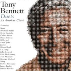 """Cover Album of Tony Bennett - """"Duets - An American Classic"""" (2006)"""