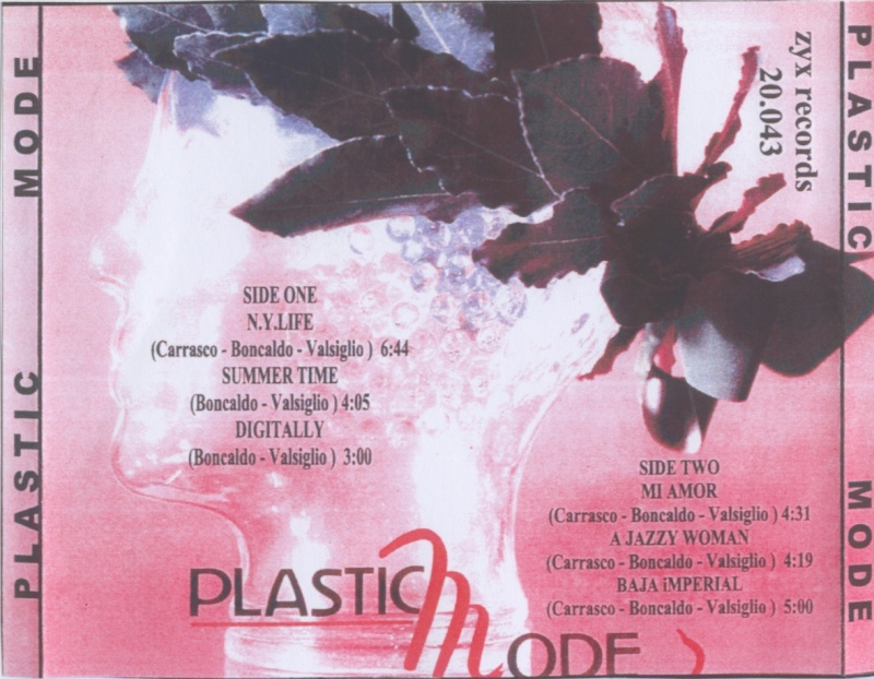 Plastic Mode - Plastic Mode