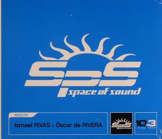 Space Of Sound Mixed By Ismael Rivas and Oscar De Rivera (2 CD`s) (2008)