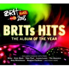 Brits Hits - various artists (2 CD's) 2008