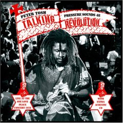 Peter Tosh-Talking Revolution-Retail-2CD