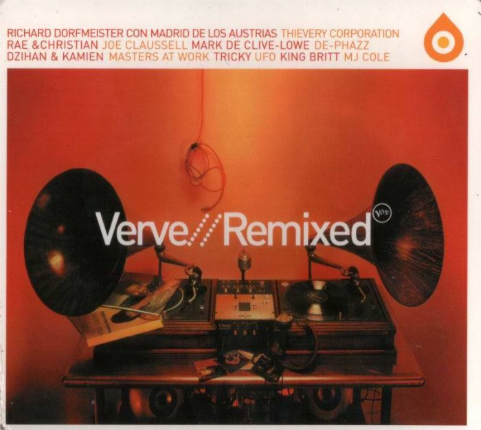 VA - Verve Remixed vol 1 2 3