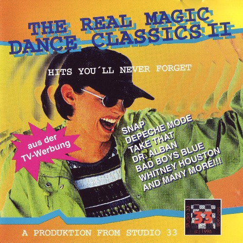 Studio 33 - The Real Magic Dance Classics -II-