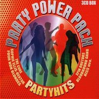 Party Power Pack  5 CD