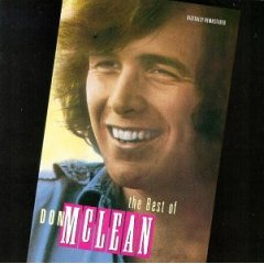 Don McLean - Best of Don McLean (2001 -- Pop)