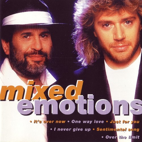 Mixed Emotions - The Best Of
