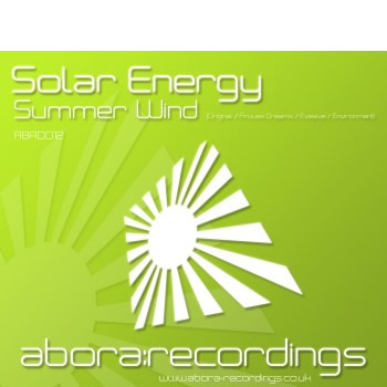 Solar Energy - Summer Wind (ABRD012)