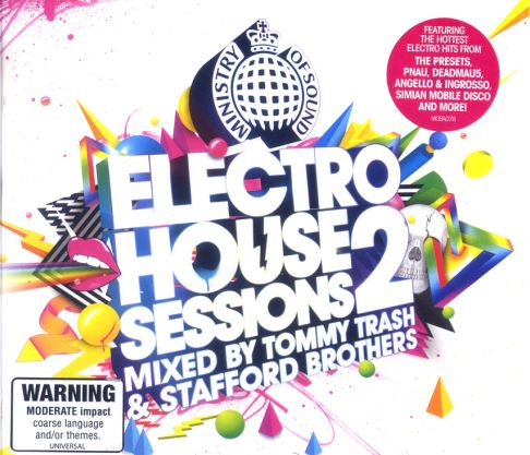 VA-MOS Electro House Sessions 2